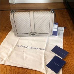Rebecca Minkoff interchangeable bag